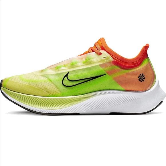Nike Shoes | Zoom Fly 3 Rise Luminous